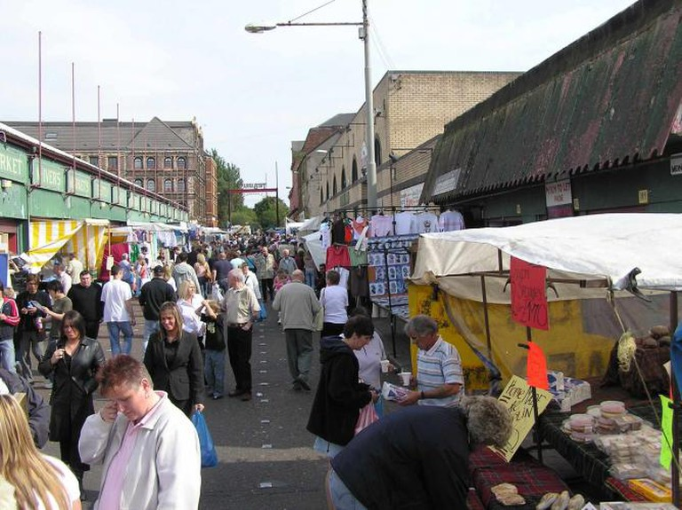 The Barras Market | © Finlay McWalter/WikiCommons