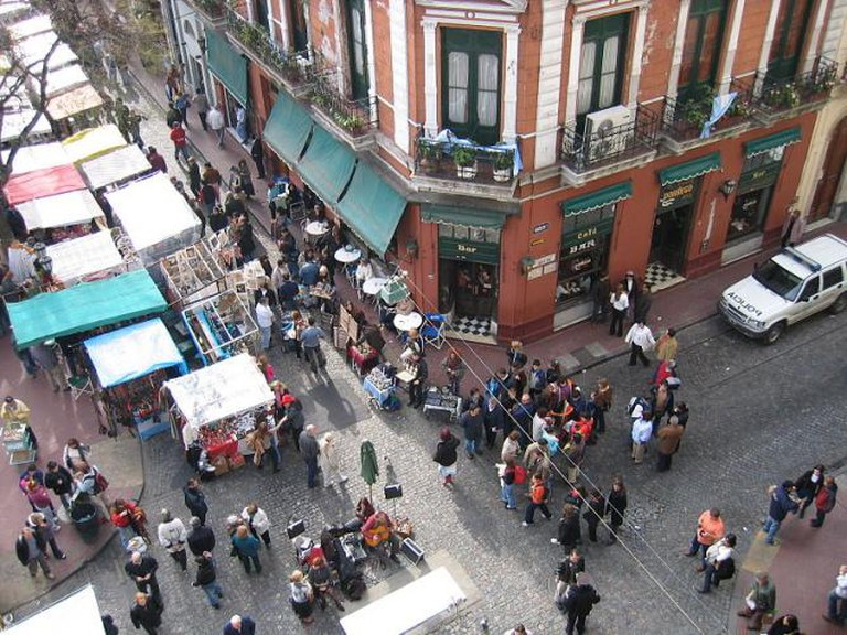 San Telmo Market | © Marianocecowski/WikiCommons