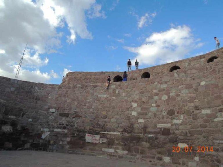 Ankara Castle   Courtesy of Carrie Chan