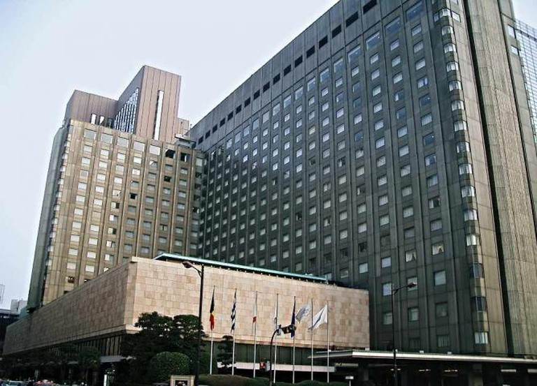 Imperial Hotel, Tokyo l © Ons/WikiCommons