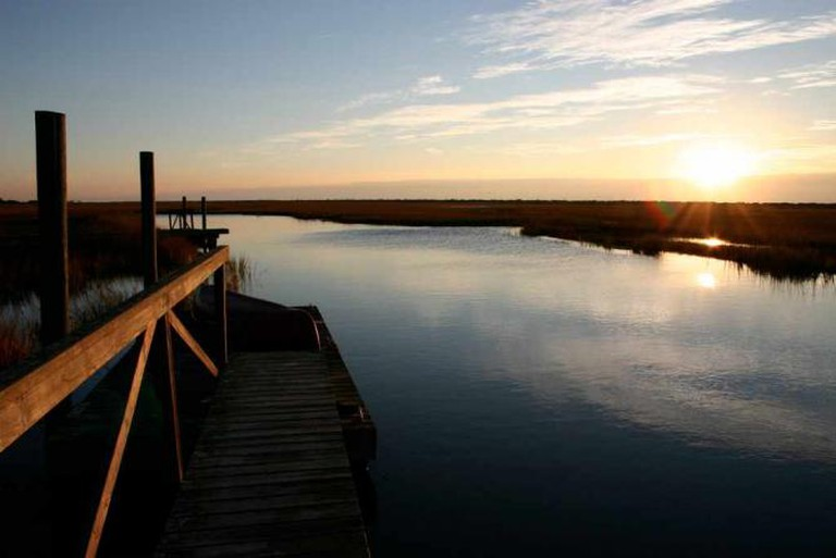 Sunrise on Edisto Island | © mmmarilyn/flickr