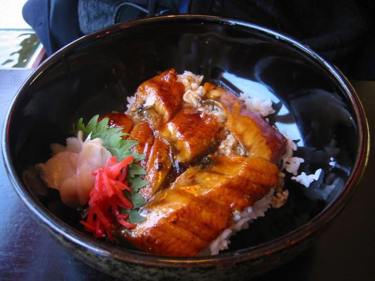 Una-don eel on rice l © Jeremy Keith/Flickr