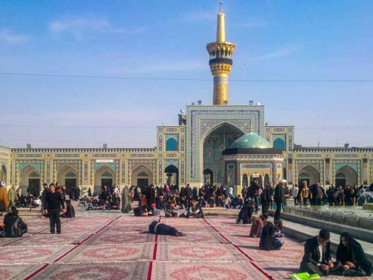 Imam Reza Shrine | © ninara/Flickr