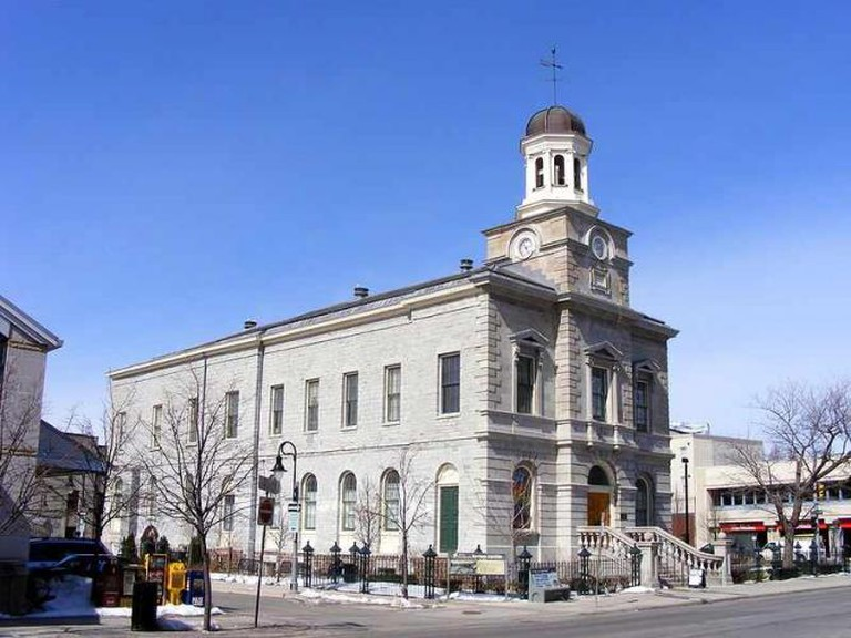 Old Courthouse St Catharines Ontario | © Balcer/WikiCommons