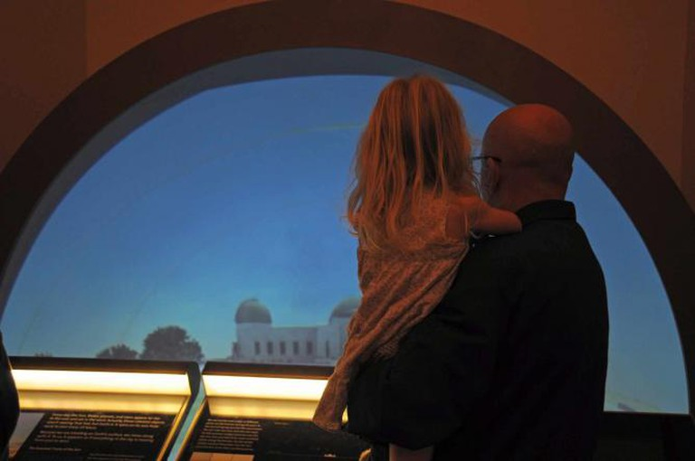 Griffith Park Observatory | ©Kent Kanouse/Flickr