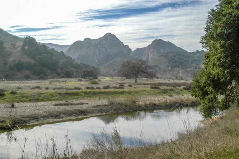Malibu Creek State Park | ©Kent Kanouse/Flickr