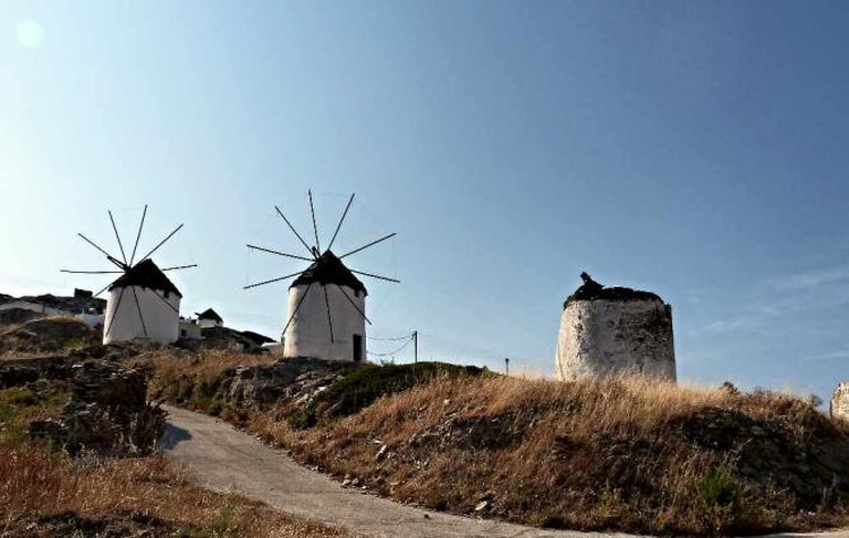 Windmills on Ios