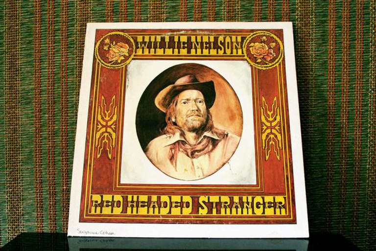 'Red Headed Stranger' by Willie Nelson | © Jeremy Chan/Flickr