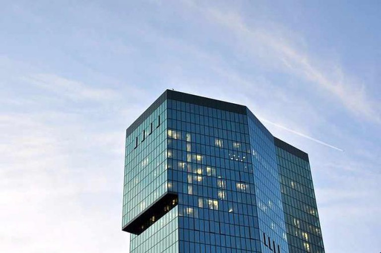 The Prime Tower | © Roland zh/WikiCommons