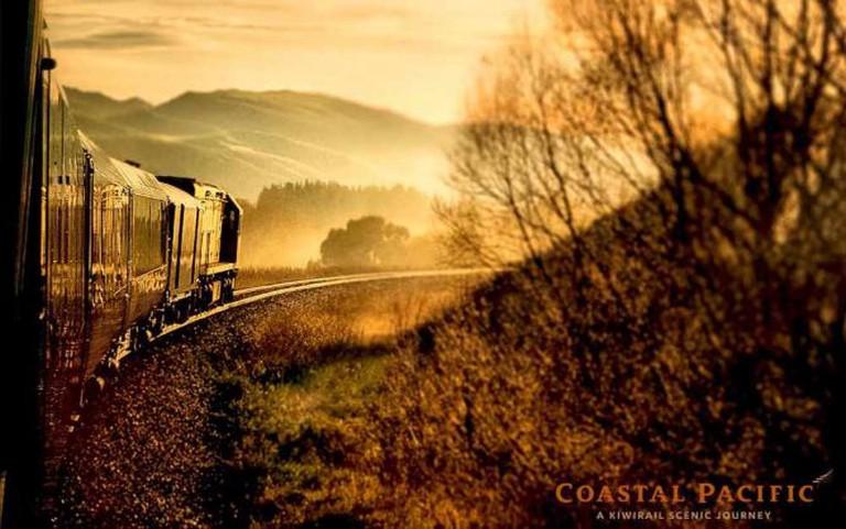 Coastal Pacific Train   Courtesy of Coastal Pacific Train