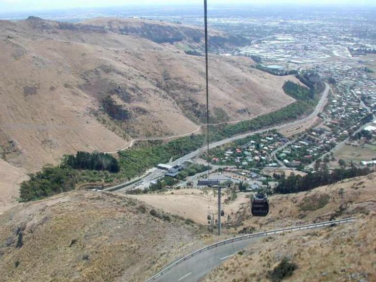 Christchurch Gondola   © Pseudopanax/WikiCommons