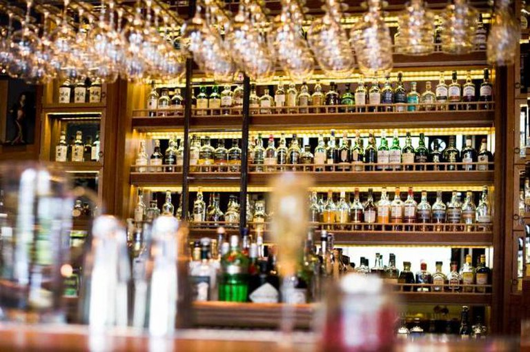 Rich bar | Courtesy of CV Distiller