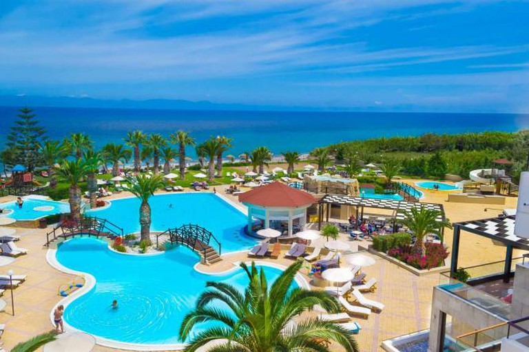 Outdoor swimming pools | Courtesy of D' Andrea Mare Beach Resort