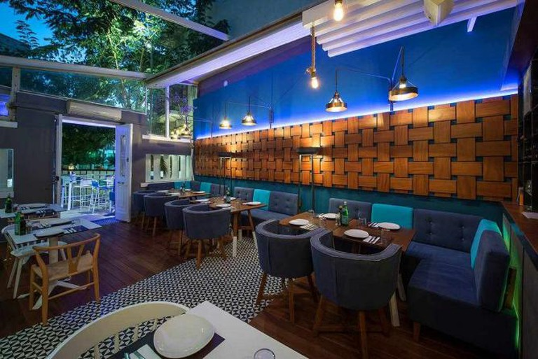 Dish interior | Courtesy of Dish Cafe Bar Restaurant