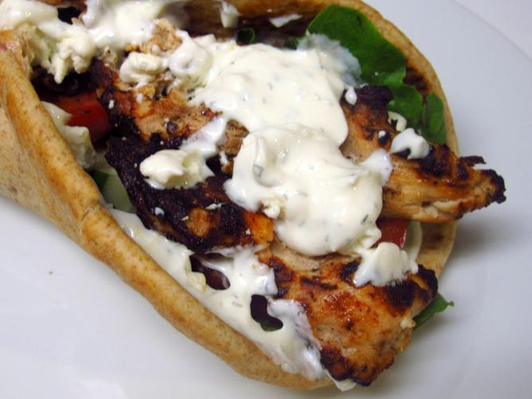 Chicken Shawarma | © IBelieveICanFry/Flickr
