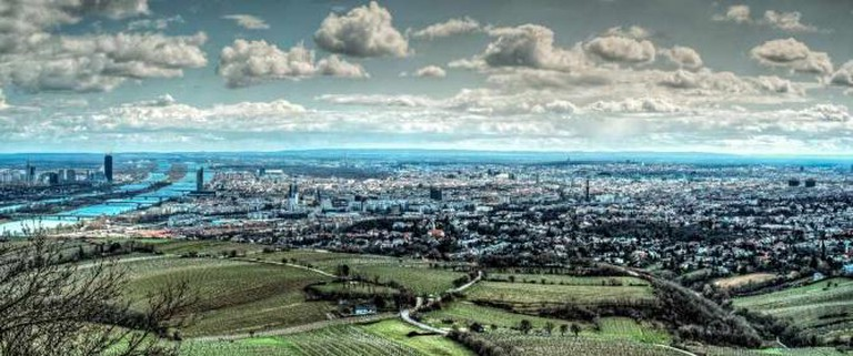 Panorama of Vienna © Franz Jachim/Flickr