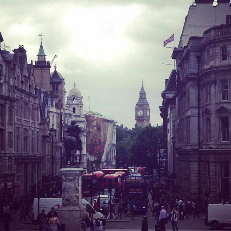Trafalgar Square | © Jessica Barnfield