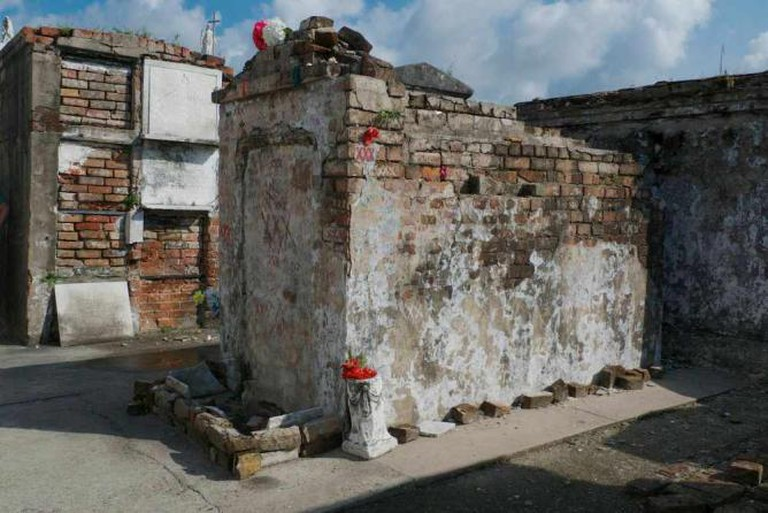 St. Louis Cemetery No. 1 | © Darren and Brad/Flickr