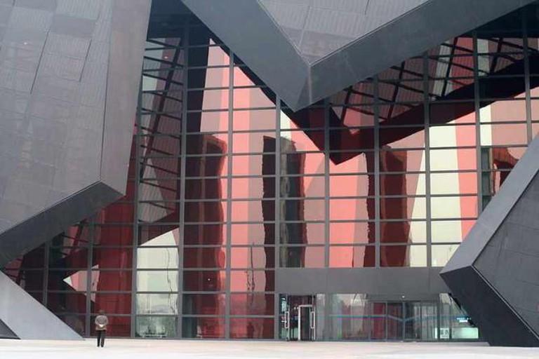 China National Film Museum Entrance | © WikiCommons/Carla Antonini