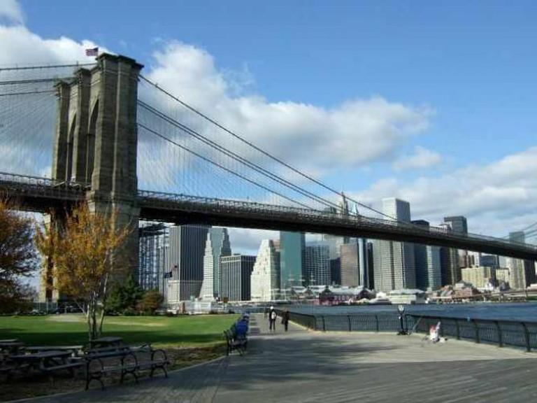 Brooklyn Bridge Park | © rudynorff/Flickr