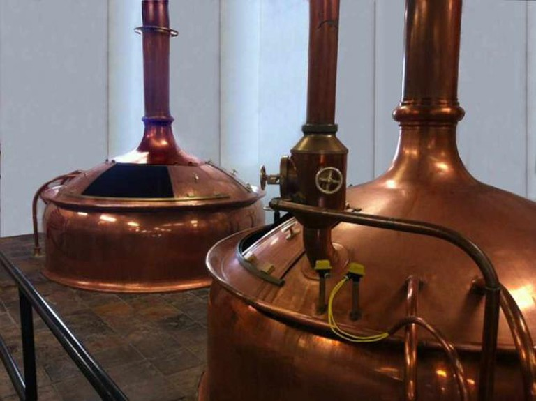 Copper Kettles at Prost | Courtesy of Prost