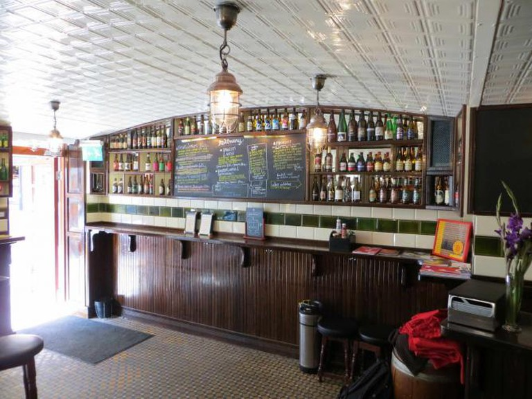 Inside Grünerløkka Brygghus