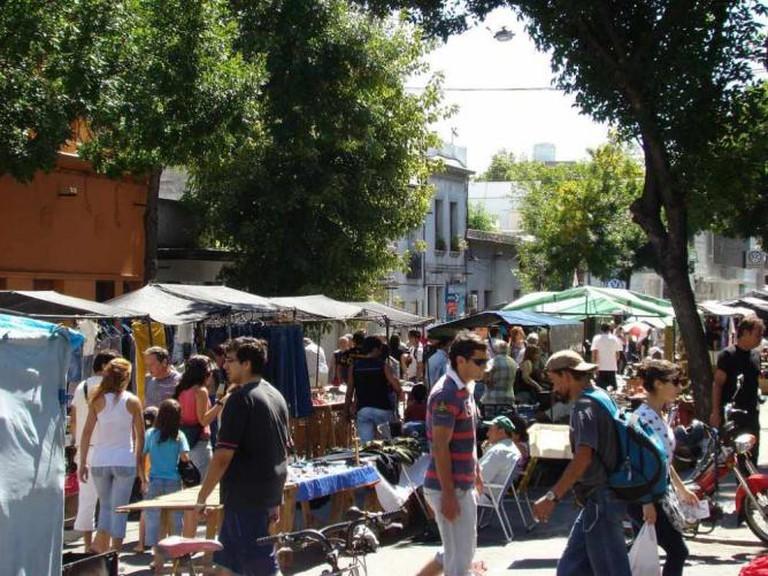 Feria de Tristán Narvaja © Pablo Flores/Flickr