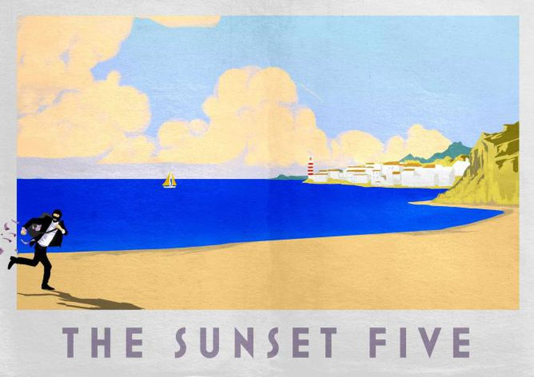 The Sunset Five | © DugOut