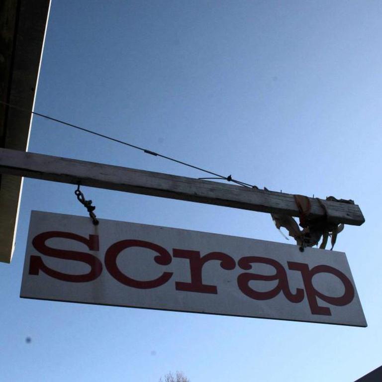 SCRAP Sign | (c) Orin Zebest/Flickr