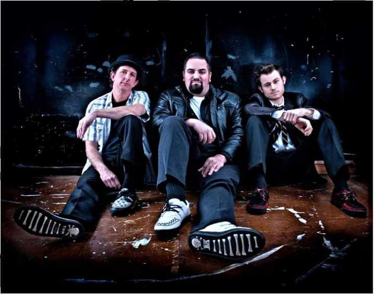 Group promo shot |© Ghost Town Hangmen