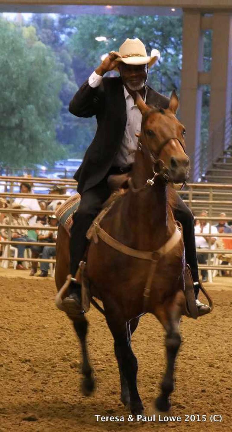 Emmy Award-winning actor Glynn Turman | ©BillPicketRodeo