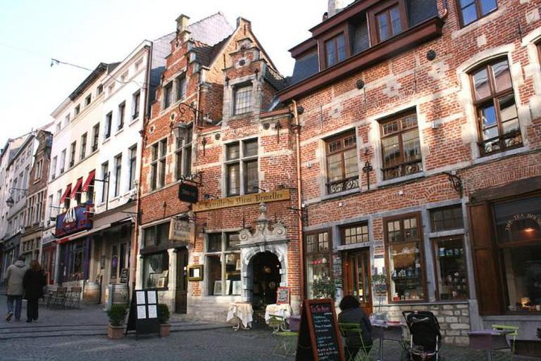 Bruxelles Rue de Rollebeek l © Michel wal/WikiCommons