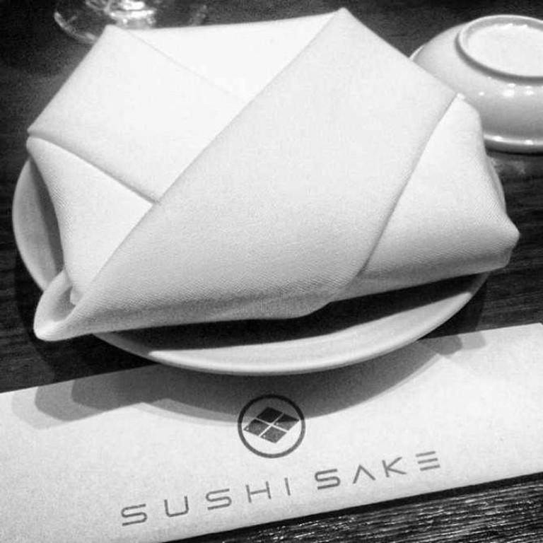 Sushi Sake | © chunkysalsa/Flickr