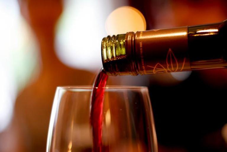 Red wine | © Tobias Toft/Flickr