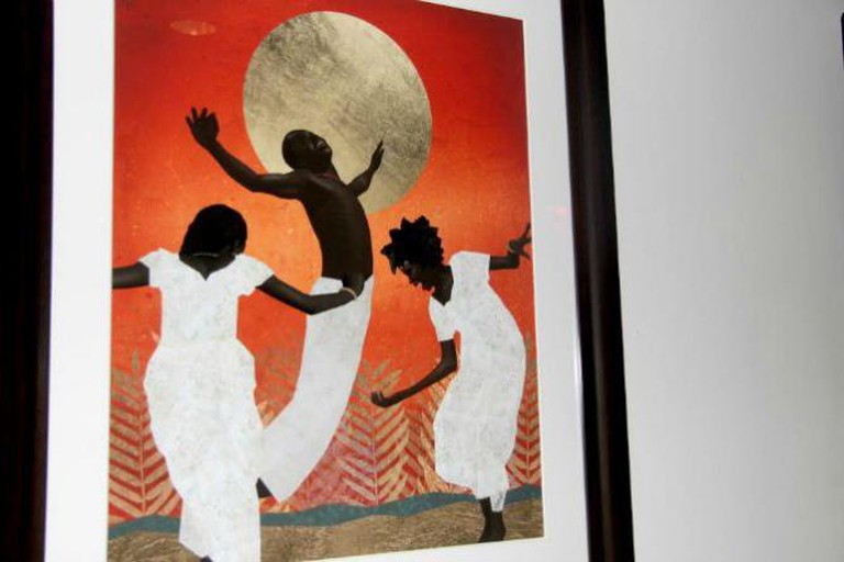 Art Exhibition by Mariona Lloreta at Madiba/MIST Harlem | © Photographer/Ivette Mercado