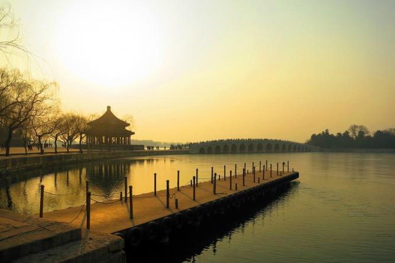 The Summer Palace © paulmcdee/Flickr