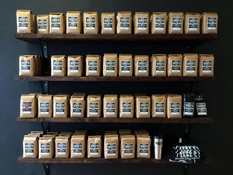 Zeke's Coffee of DC