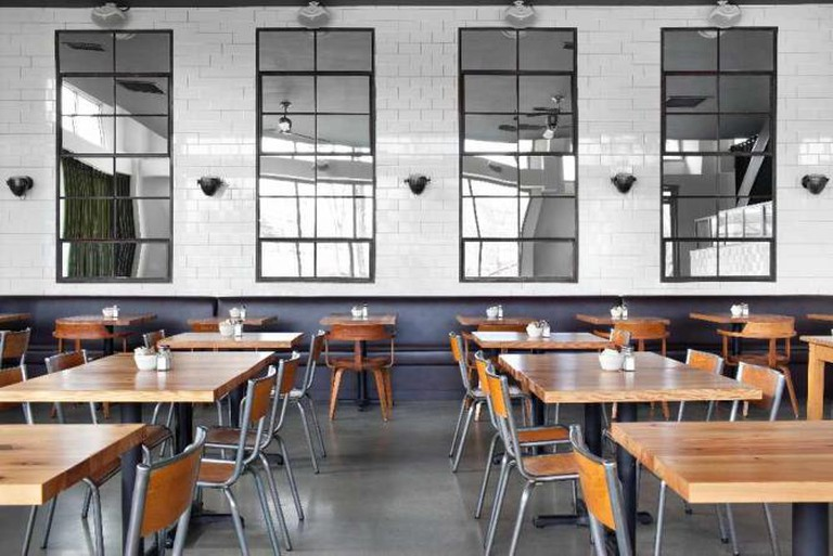 Dining Room | Courtesy of West Egg Café
