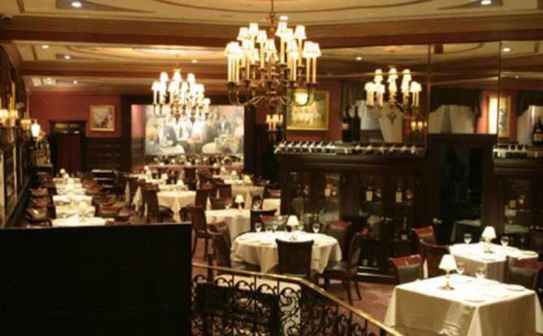 Delmonico's   © NYC The Official Guide