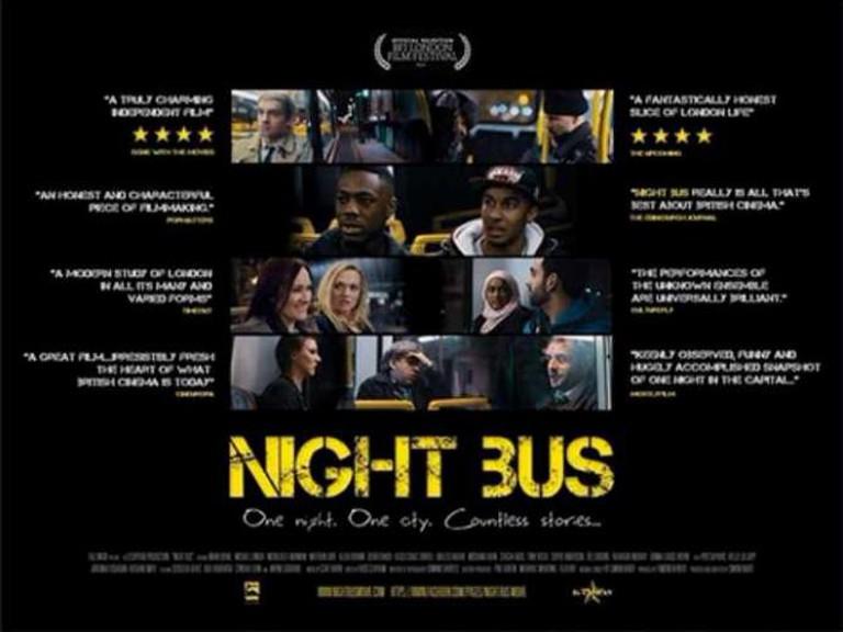 Night Bus | © El Capitan