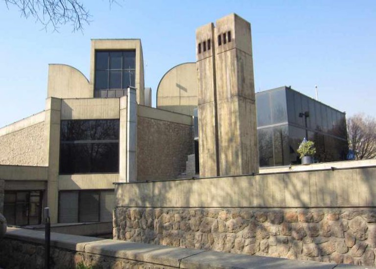 Tehran Museum of Contemporary Art | © MRG90/Wikicommons