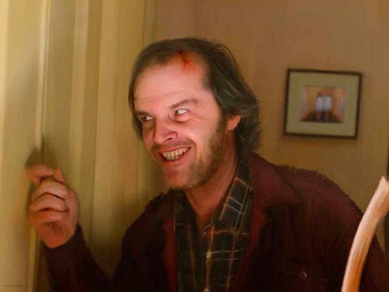 'The Shining' movie still | © Hersson Piratoba/Flickr