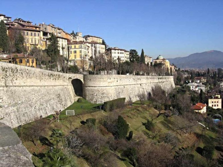 The Venetian Walls of Bergamo   © Ago76/WikiCommons