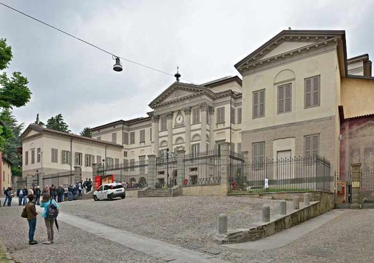Accademia Carrara   © Wolfgang Moroder/Flickr