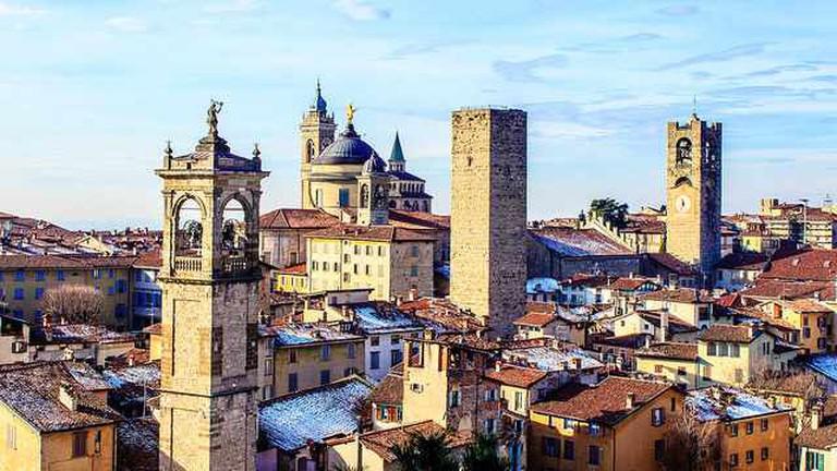 Bergamo, città alta   © Magerson Bilibio/Flickr