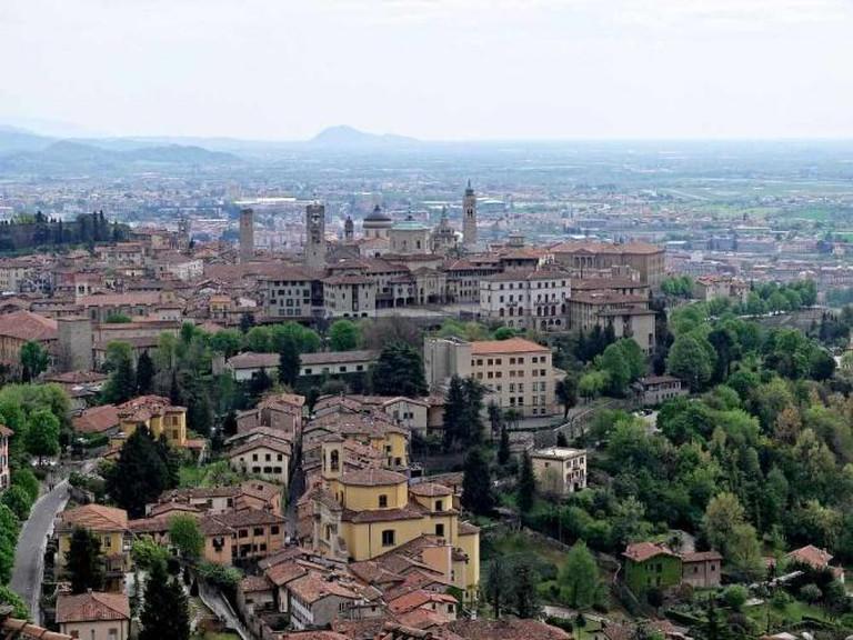 View from La Rocca di San Vigilio   © Mike Wegner/Flickr
