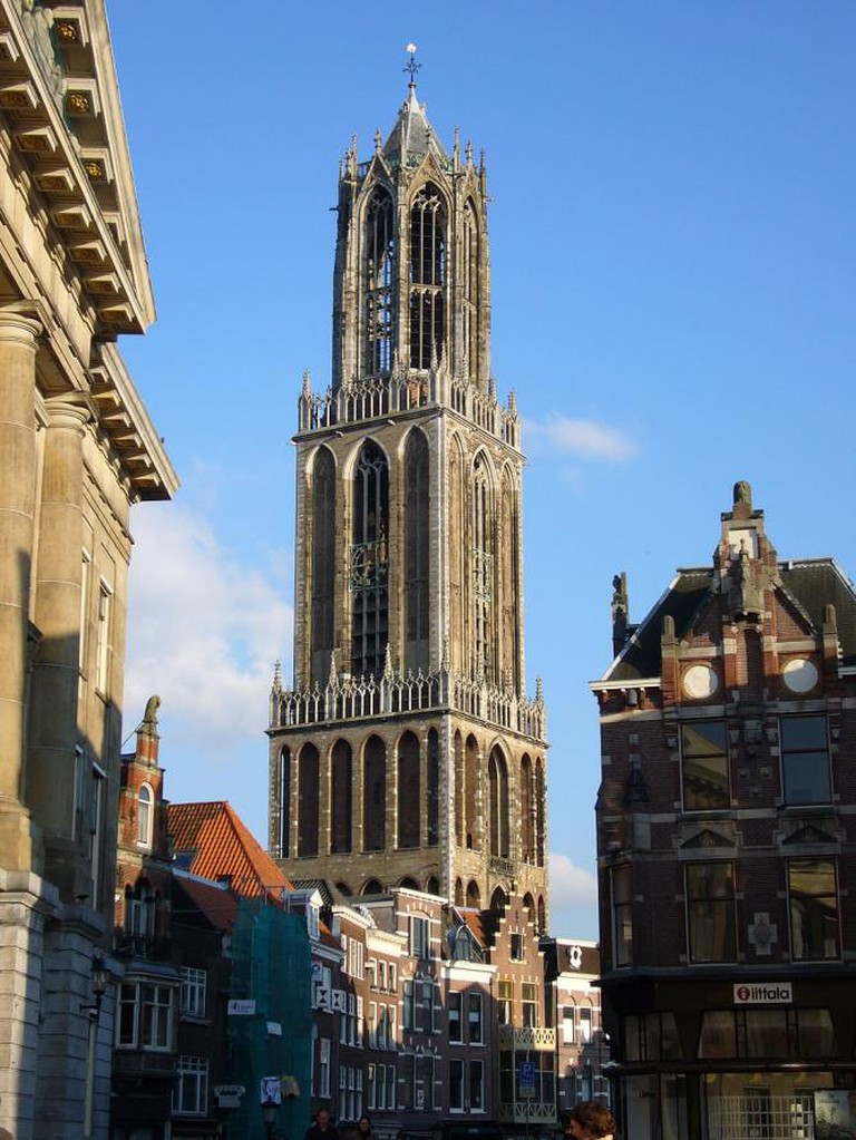 Dom cathedral tower l © Pepijntje/WikiCommons
