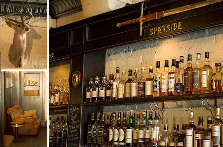 Caledonia Scottish Pub | © Adam Taylor
