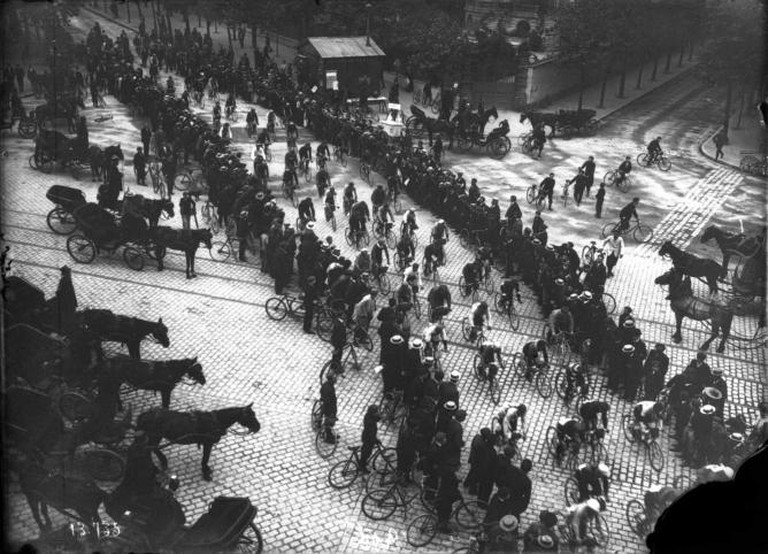 Tour de France 1906 | © Bibliothèque Nationale de France / Wikicommons