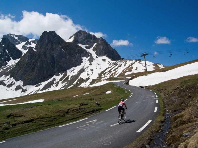 Col du Tourmalet nearing top - east | © will_cyclist/Flickr